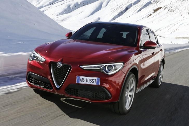 2017 Alfa Romeo Stelvio Gets European Unveiling