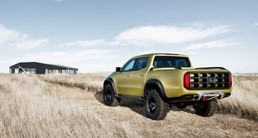 Mercedes-Benz X-Class Makes Oz Landfall