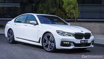 From The Outside 7 Series Now Looks A Little Sharper But Its Still An Understated Way Of Getting To B In Complete Comfort