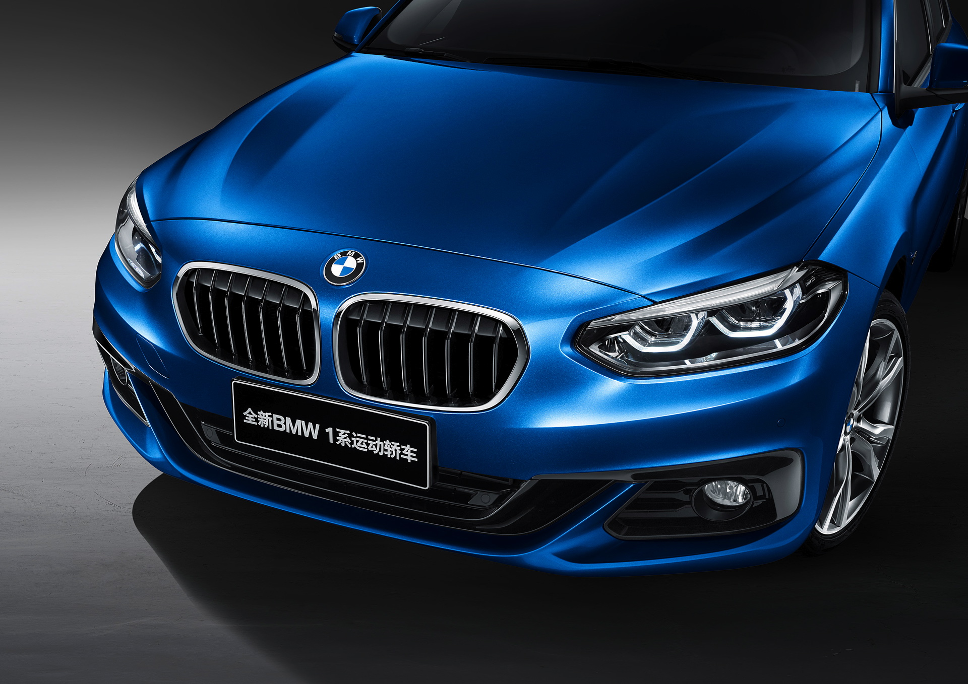 News Bmw S 1 Series Sedan Launches Still China Only