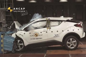 Toyota C-HR - ANCAP