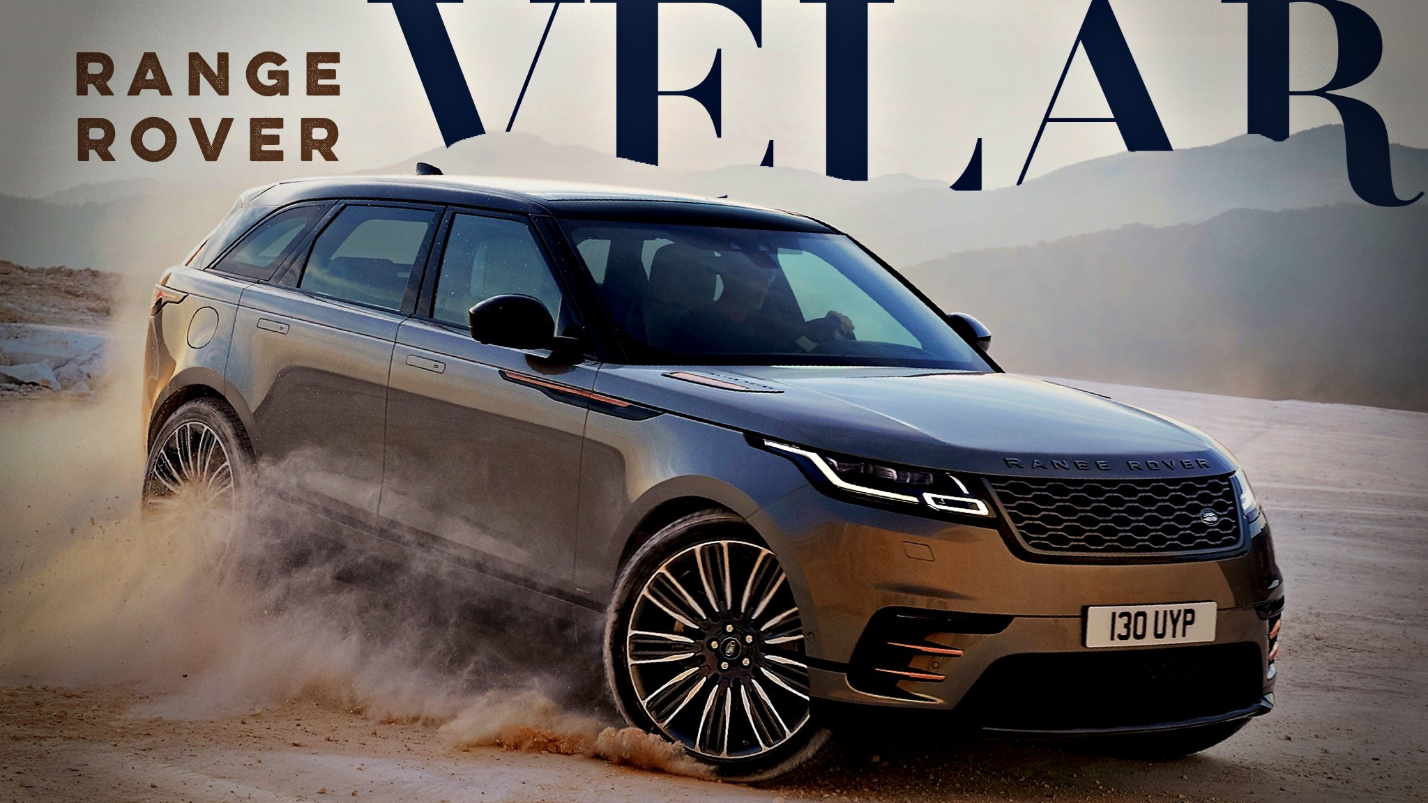 Range Rover Velar Premieres In London, In Oz Mid-2017