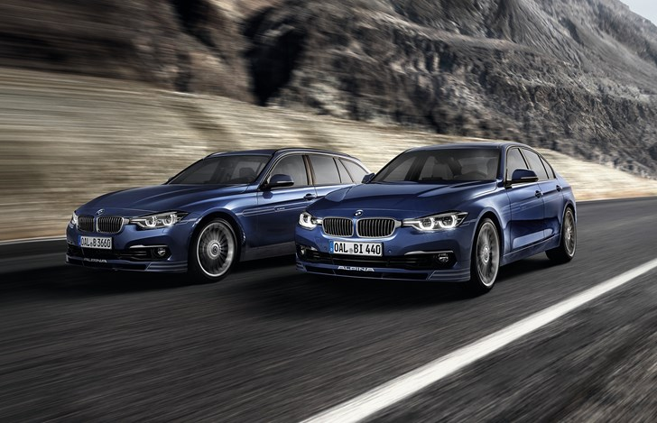 Alpina Announces More Powerful B3 S and B4 S