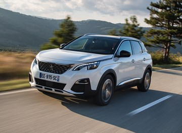 Peugeot 3008 - European Car of the Year