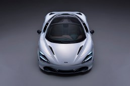 2017 McLaren 720S, The British Supercar Offensive