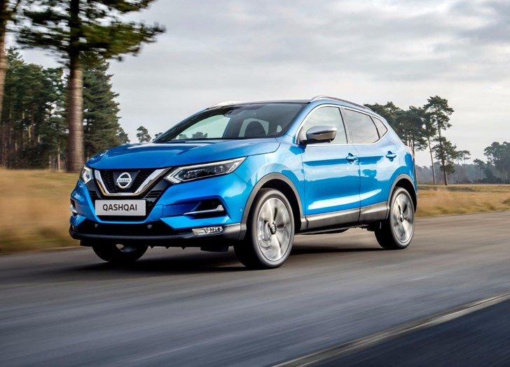 News Nissan Reveals Updated Qashqai Due Here In 2018