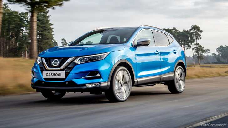 news nissan reveals updated qashqai due here in 2018. Black Bedroom Furniture Sets. Home Design Ideas