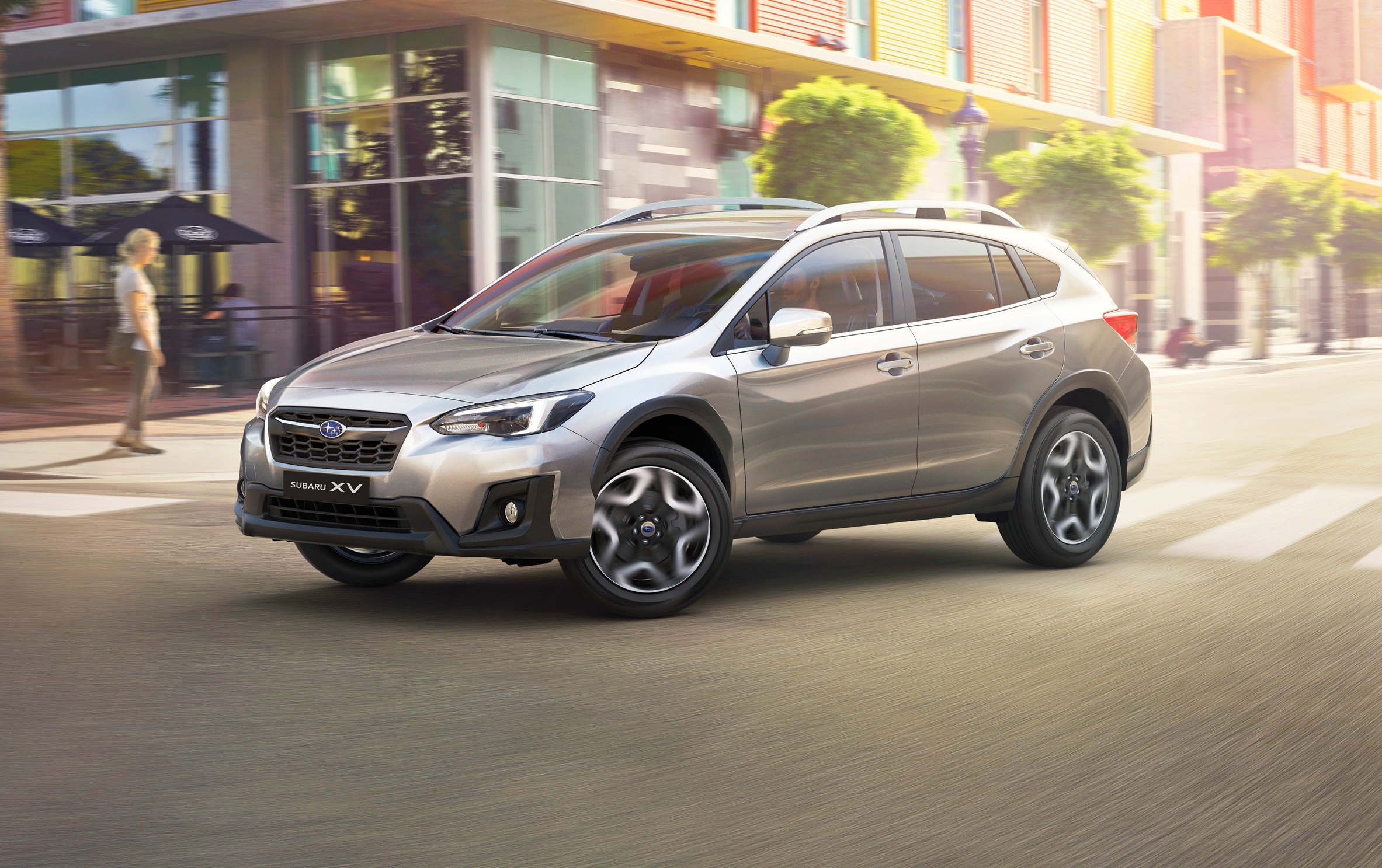 News Subaru Unveils All New Xv In Geneva