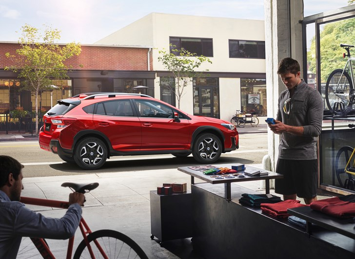 News Subaru Unveils All New Xv In Geneva