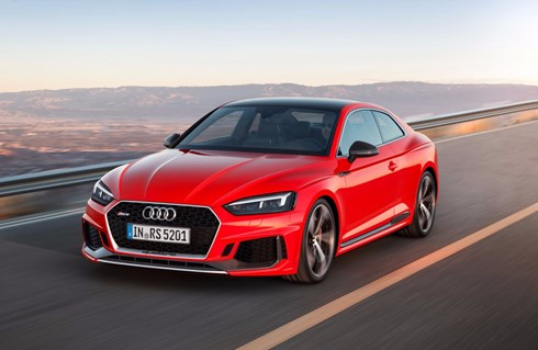 2018 Audi RS 5 Coupe - Geneva Motor Show