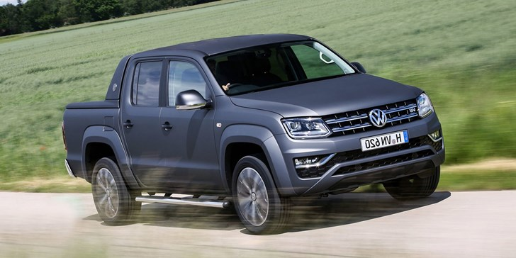 2017 Volkswagen Amarok Ultimate V6, Now In Matte
