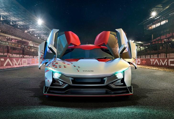 2017 Tamo Racemo - Geneva Motor Show