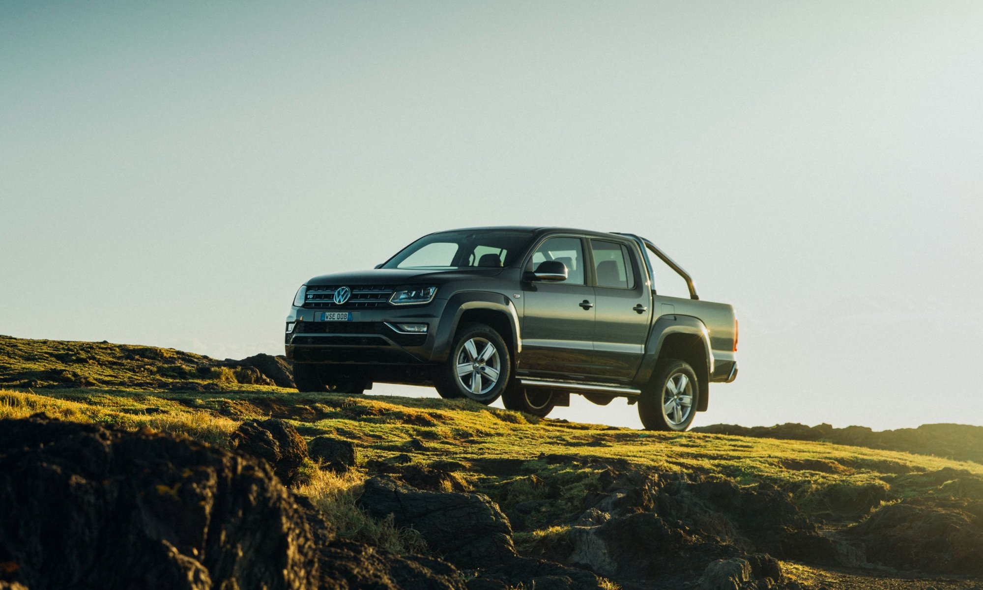 Review 2017 Volkswagen Amarok Review Carshowroom Com Au