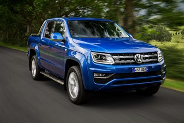 2018 Volkswagen Amarok Highline V6 Double Cab Ultimate