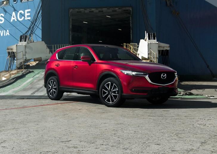 2017 Mazda CX-5 - Australian Arrival