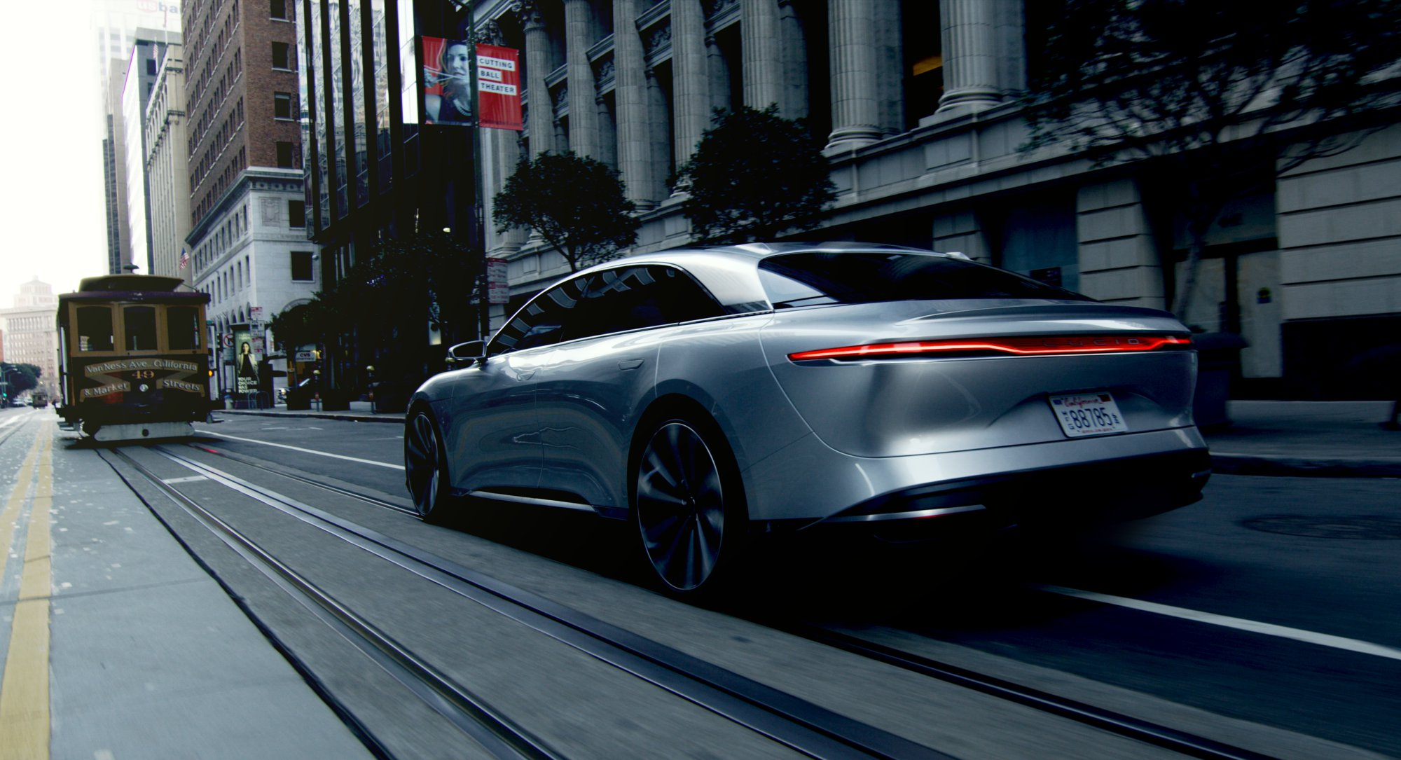 San Francisco Mercedes >> News - Lucid Motors A Little Short On Cash