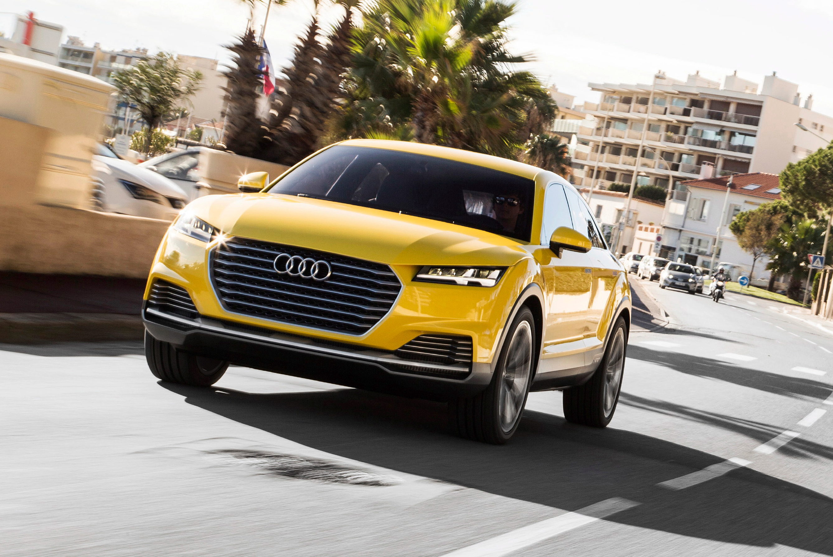 News Audi Readying Sporty Q4 Suv For 2019 Launch