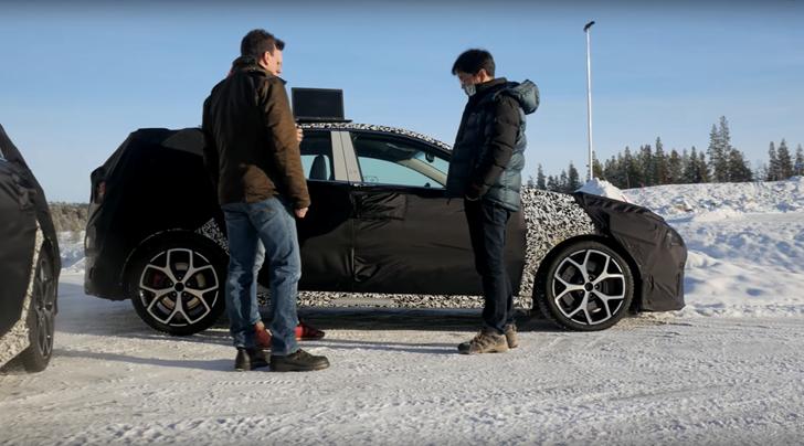 2018 Hyundai i30 N - Winter Testing