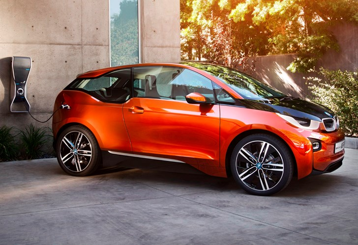 News - 2018 BMW i3 To Have Less Weight, More Range, Fast i3S