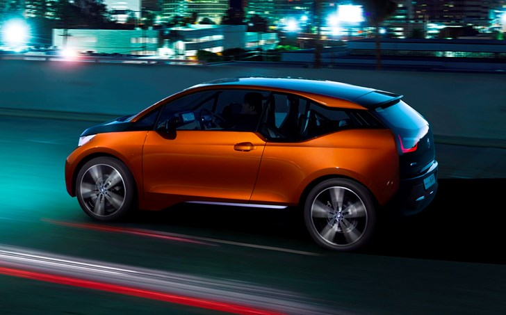 2012 BMW i3 Coupe Concept