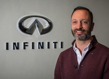Infiniti Hires BMW's Karim Habib