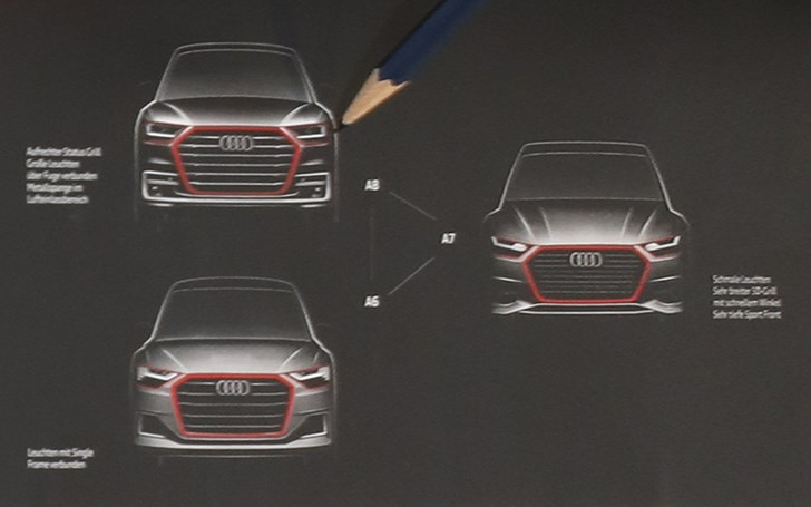 Audi A1, A6, A7, A8 & Q3 Lined Up For 2017