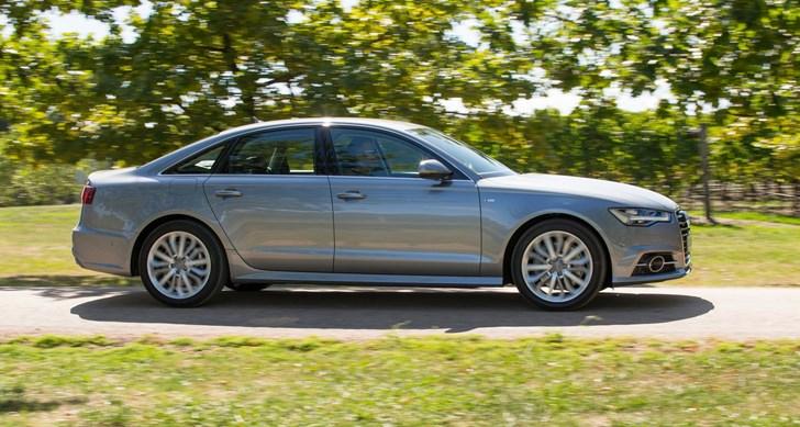 2017 Audi A6 3.0TDi Quattro