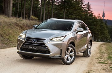 2017 Lexus NX - Review