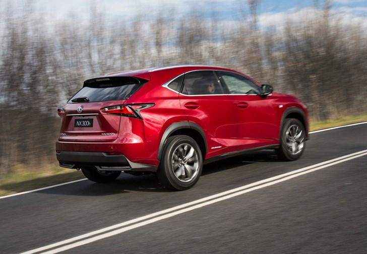 2017 Lexus NX - Review