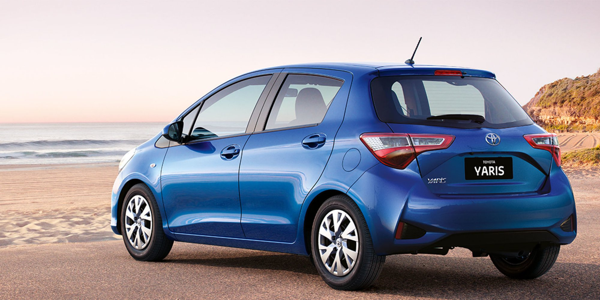 News 2017 Toyota Yaris Updated Hatch From 15 290
