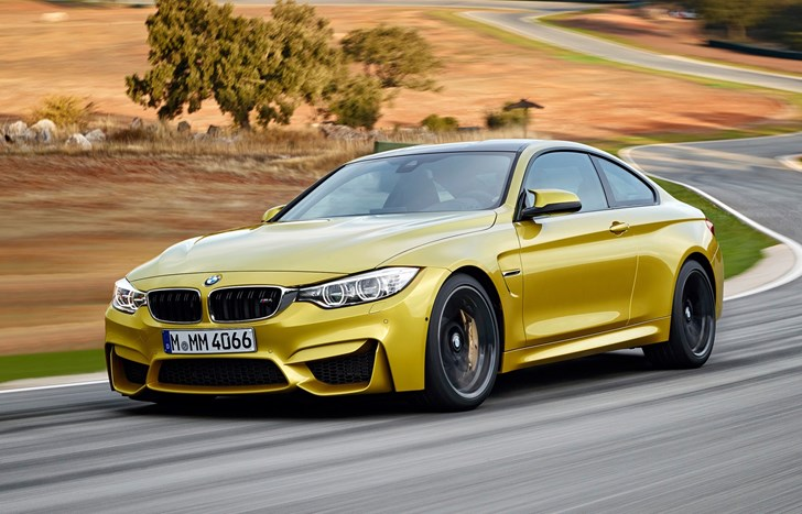 2017 BMW M4 - Review