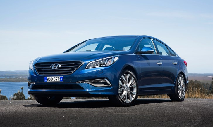 2017 Hyundai Sonata - Review