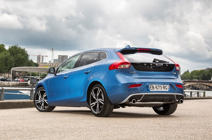Review 2017 Volvo V40 Review