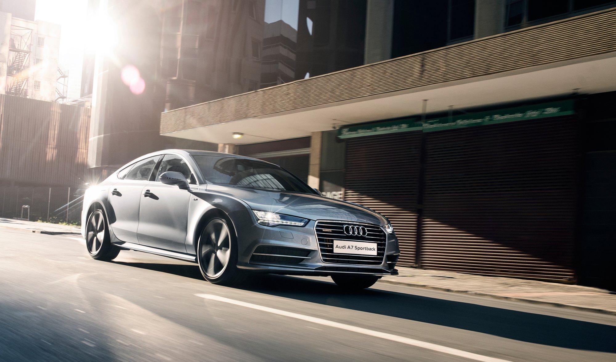 Range Rover Sport Back >> Review - 2017 Audi A7 Sportback - Review