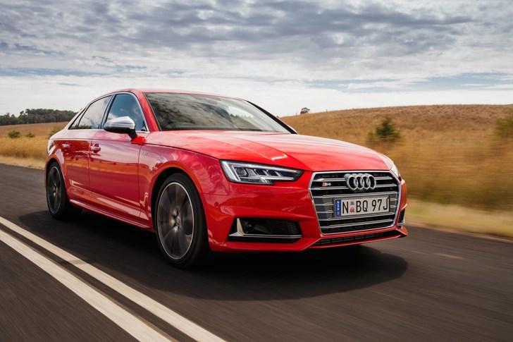 2017 Audi S4 - Review