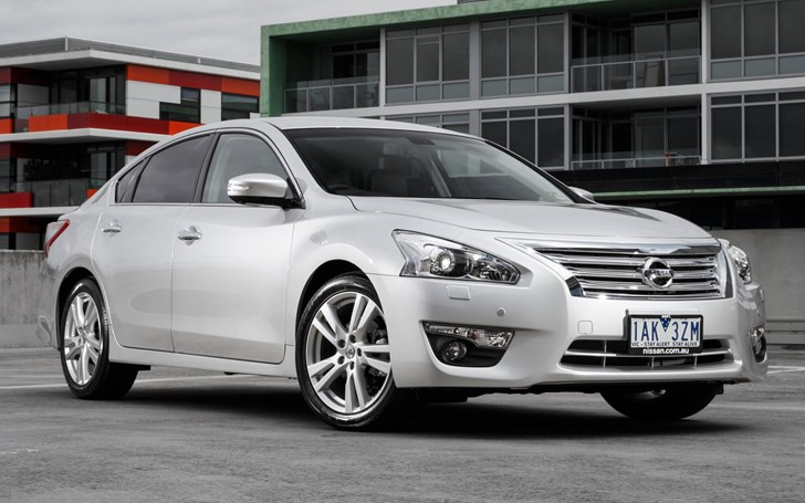 Nissan Altima Dropped From Local Lineup