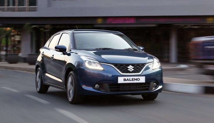 2017 Suzuki Baleno - Review
