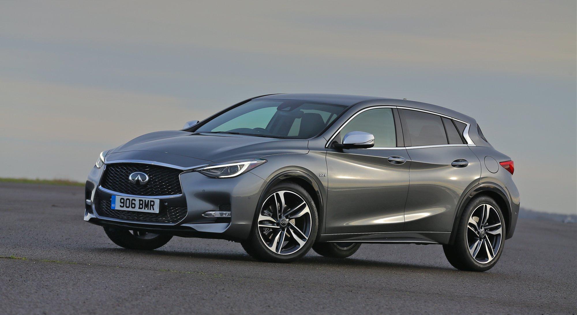 Kia Car Pros >> Review - 2017 Infiniti Q30 - Review
