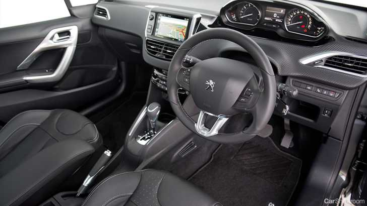 Review 2017 peugeot 208 review for Peugeot 208 interior 2017