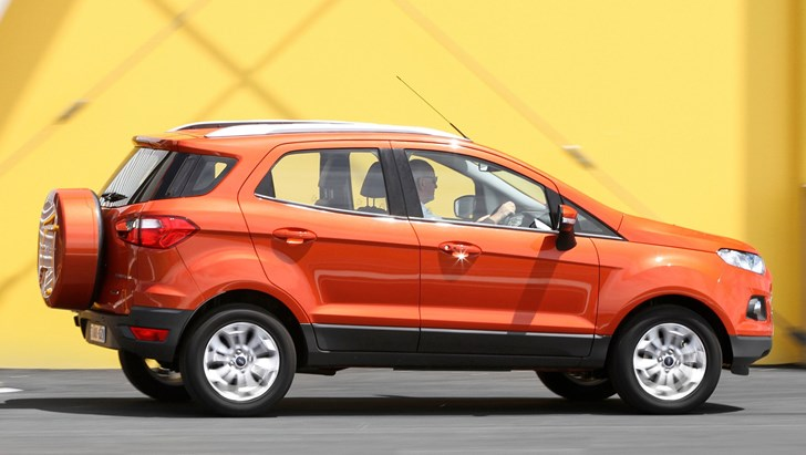 Different Suv Models >> Review - 2017 Ford EcoSport - Review