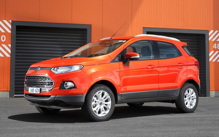 2017 Ford EcoSport - Review