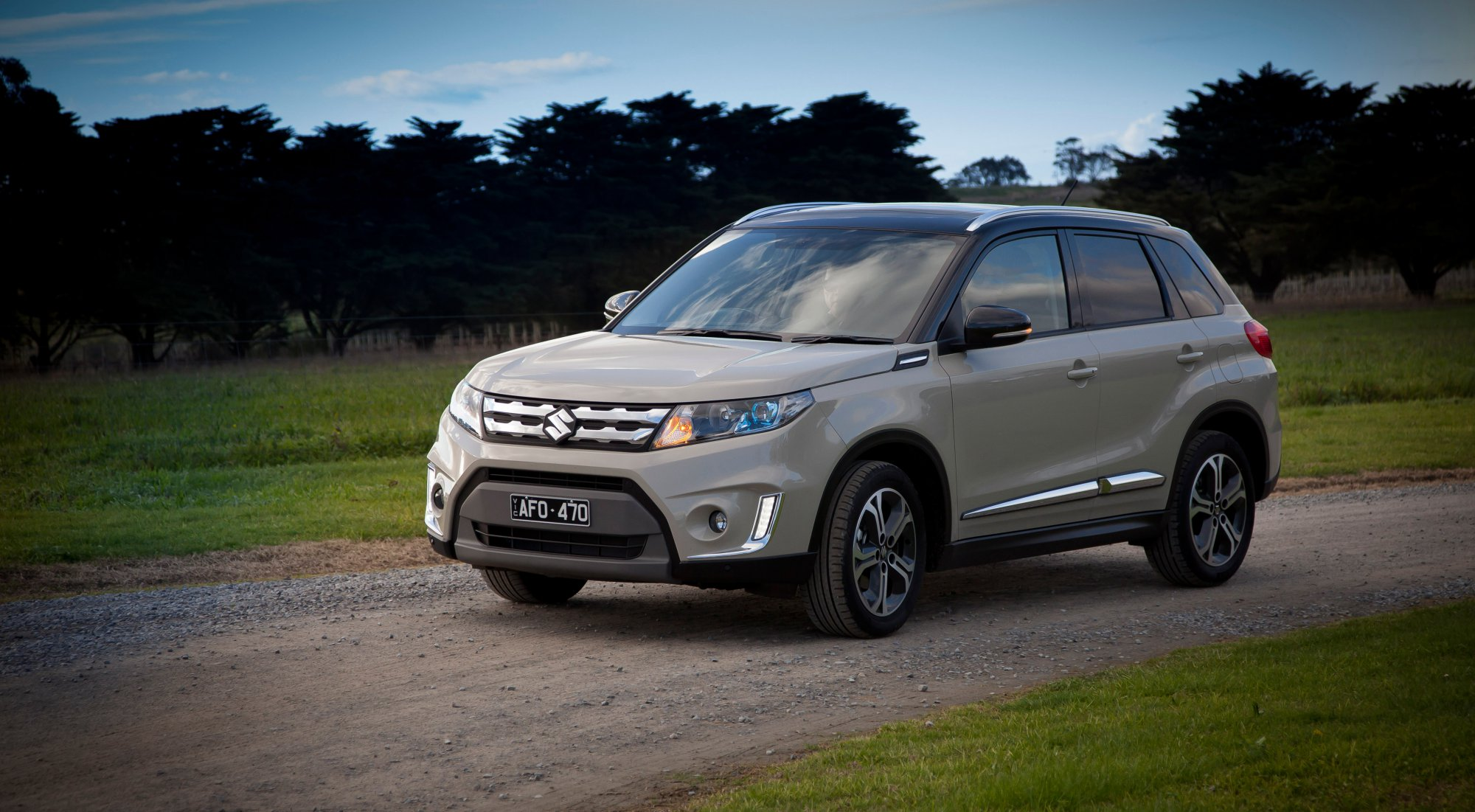 Review 2017 Suzuki Vitara Review