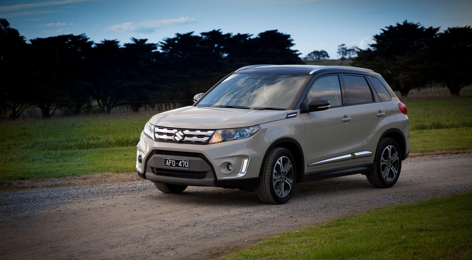 Review - 2017 Suzuki Vitara