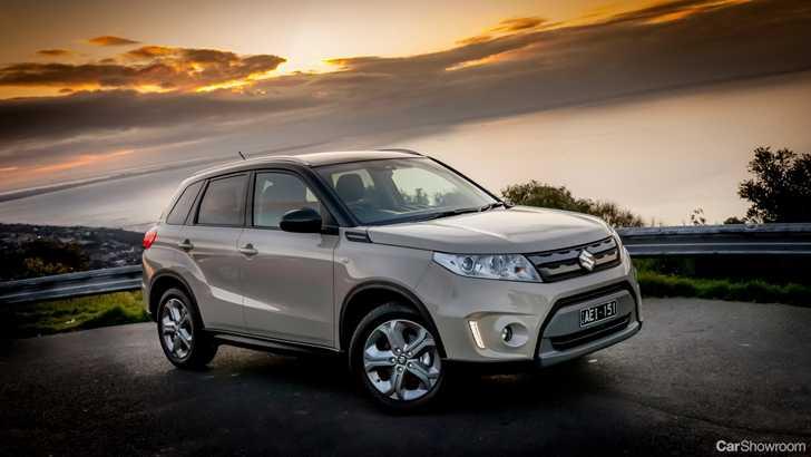 Review - 2017 Suzuki Vitara - Review