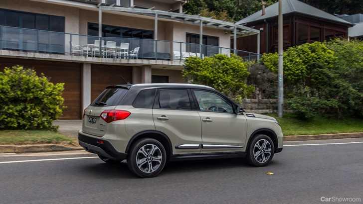 Ratings For Suzuki Grand Vitara