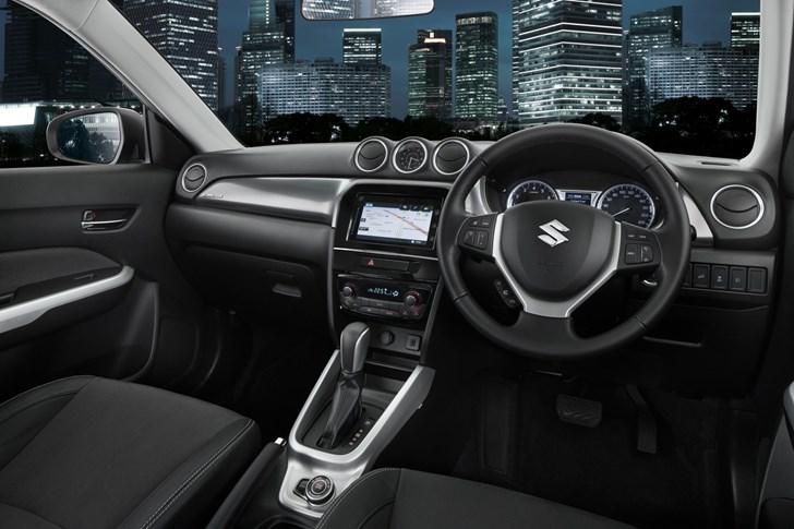 2017 Suzuki Vitara - Review