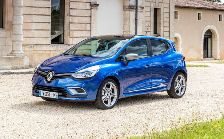 Review 2017 Renault Clio Review