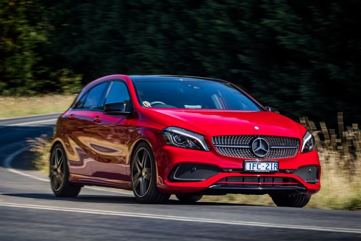 2017 Mercedes-Benz A-Class - Review