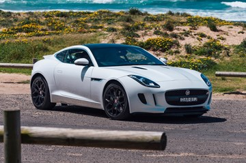 2017 Jaguar F-Type - Review