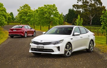 2017 Kia Optima - Review